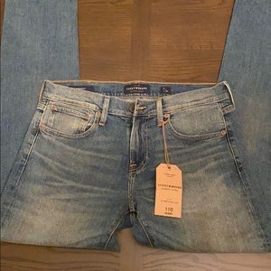 NWT - Lucky Brand 110 Skinny Jeans